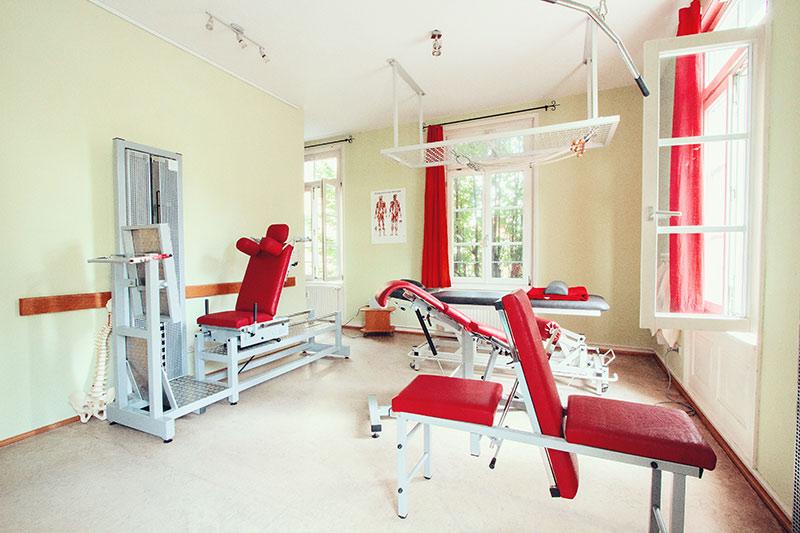 Praxis - Therapiezentrum Katharinenvorstadt - Schwäbisch Hall - Physiotherapie - Heilpraktiker - Selbstzahler